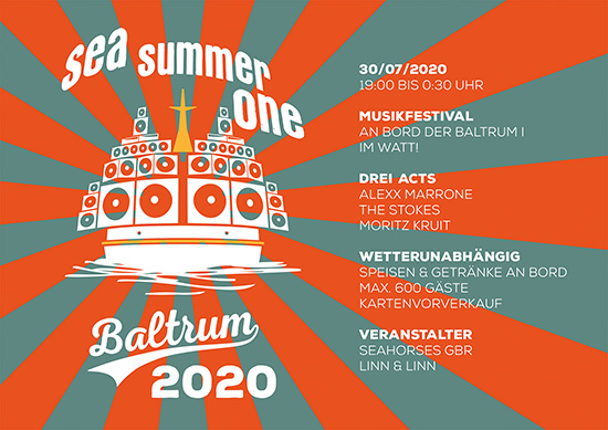 SEA SUMMER ONE BALTRUM 2020